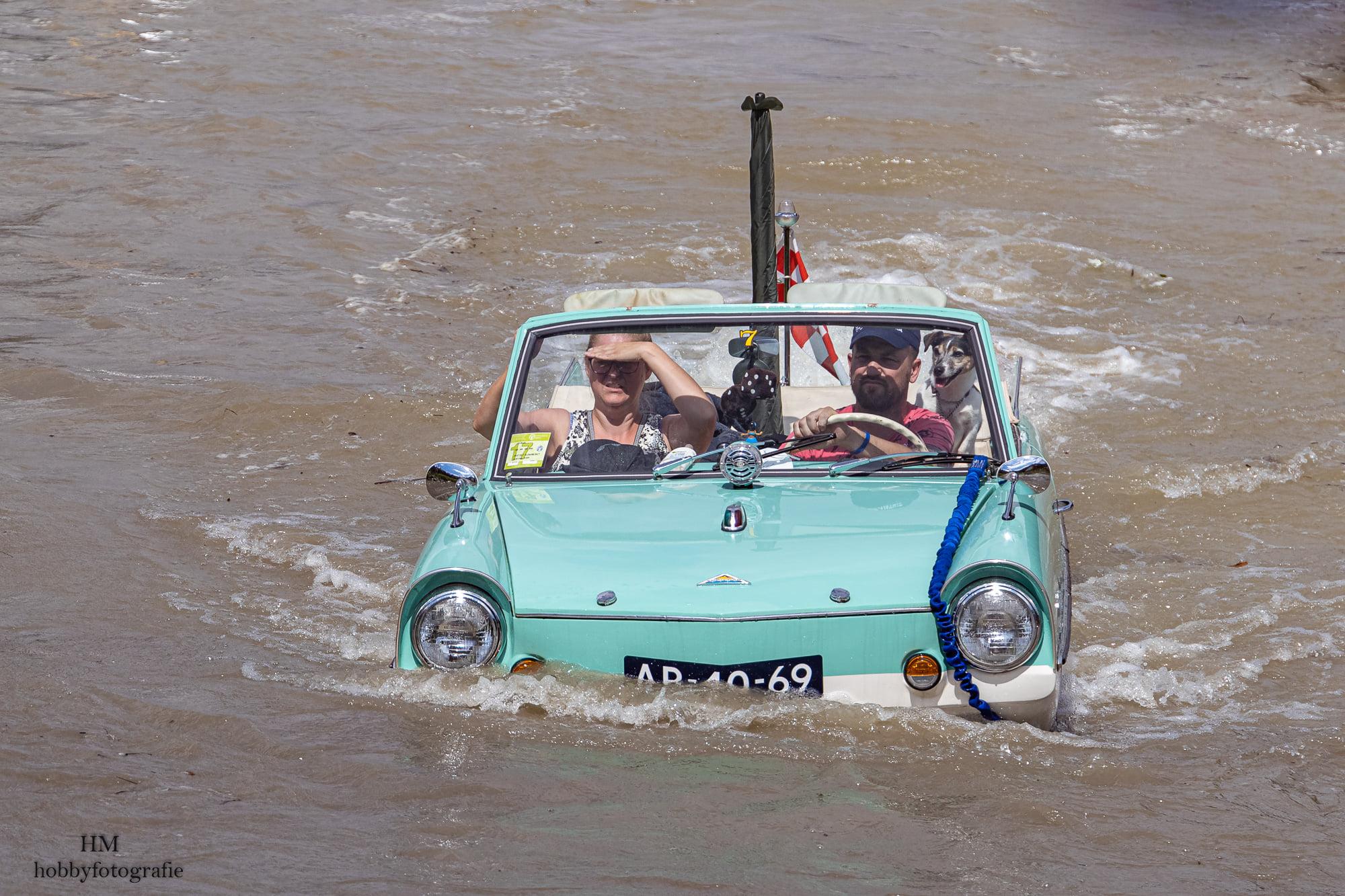Amphibienfahrzeuge