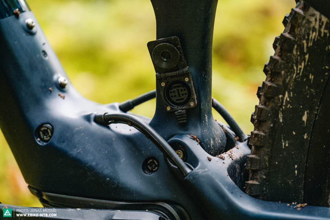 Orbea Rise Bikestatt