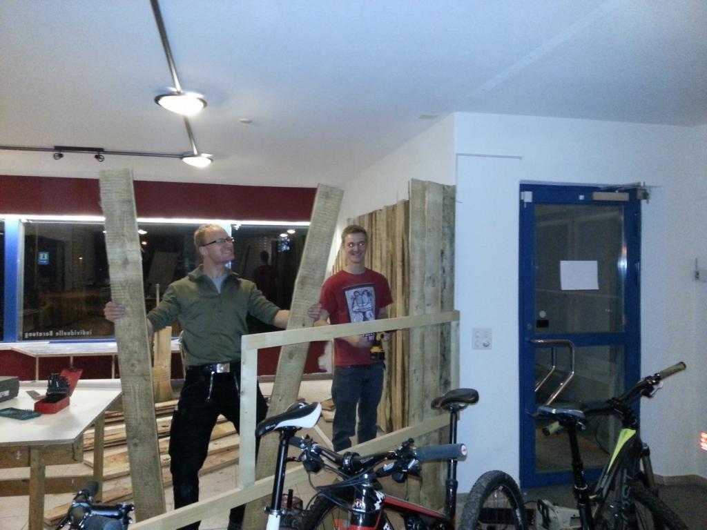 Bikestatt Bachmann Umbau