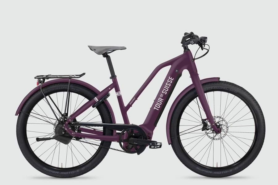 TDS Broadway 45 km/h Urban Bikestatt