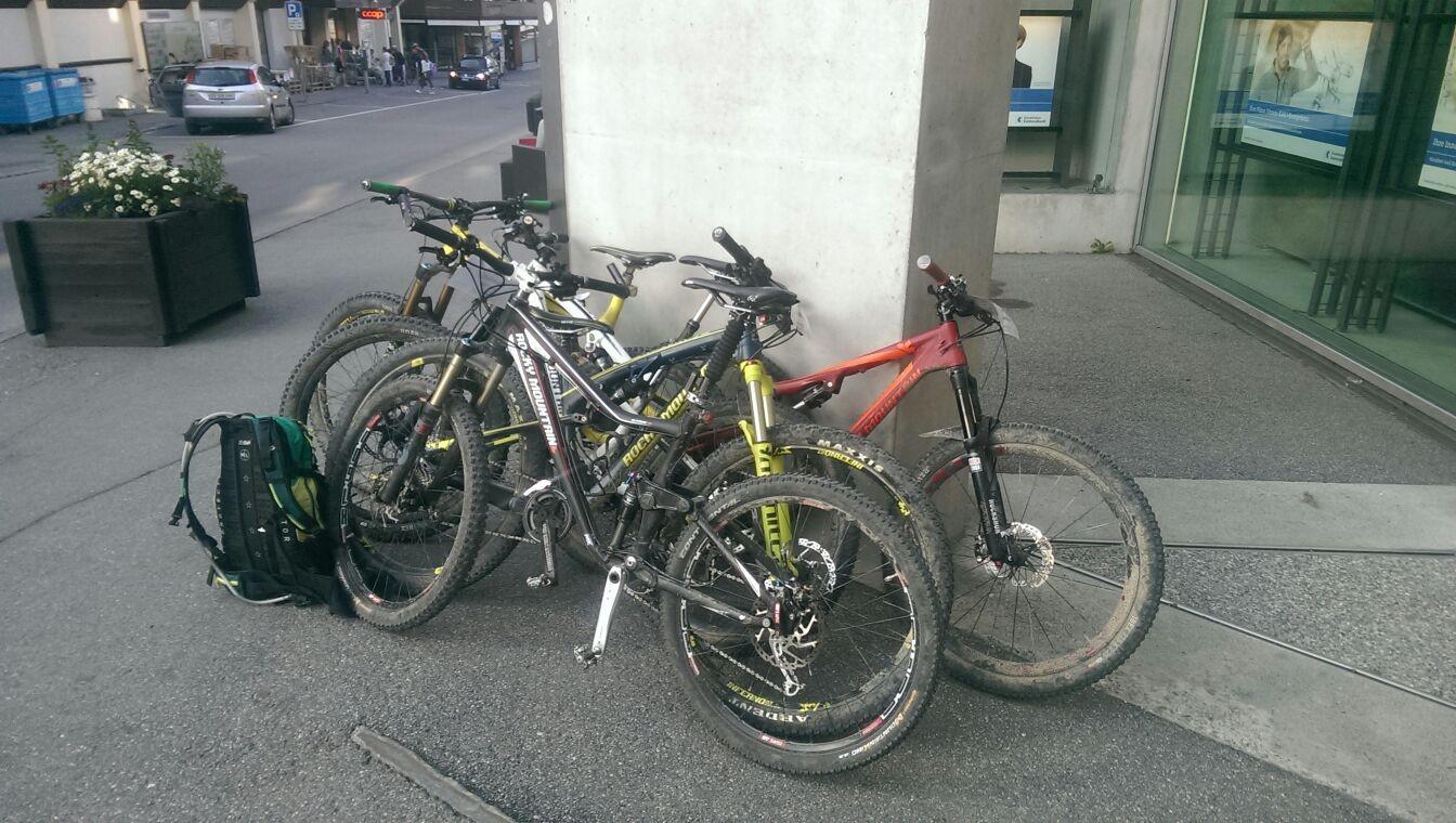 Bachmanns Bikestatt