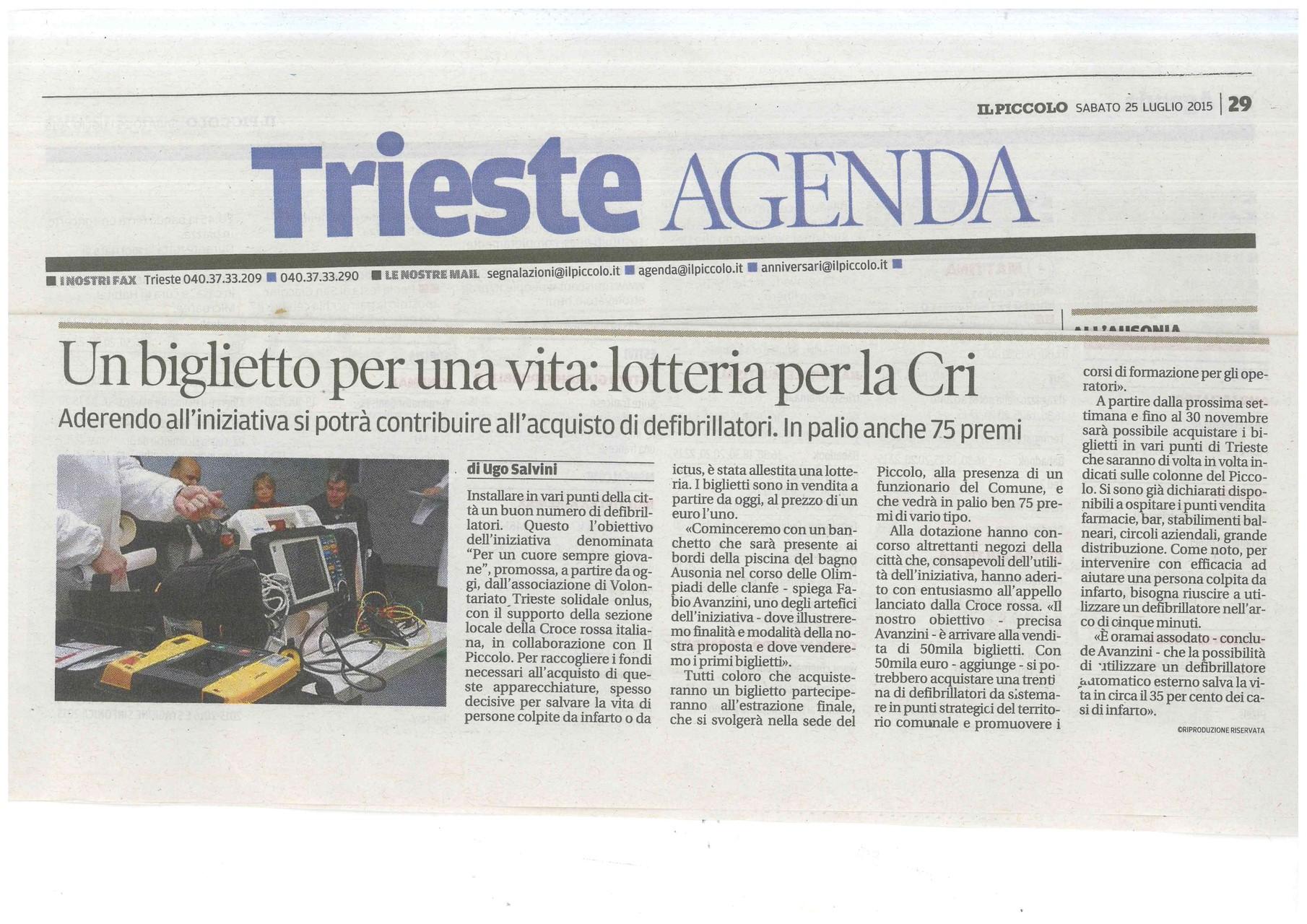 Il Piccolo di Trieste