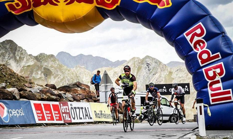 """Topfahrer Schmähling beim bedeutendsten Radmarathon Europas:  """" ...nur noch das Timmelsjoch blieb als Killer übrig..."""""""