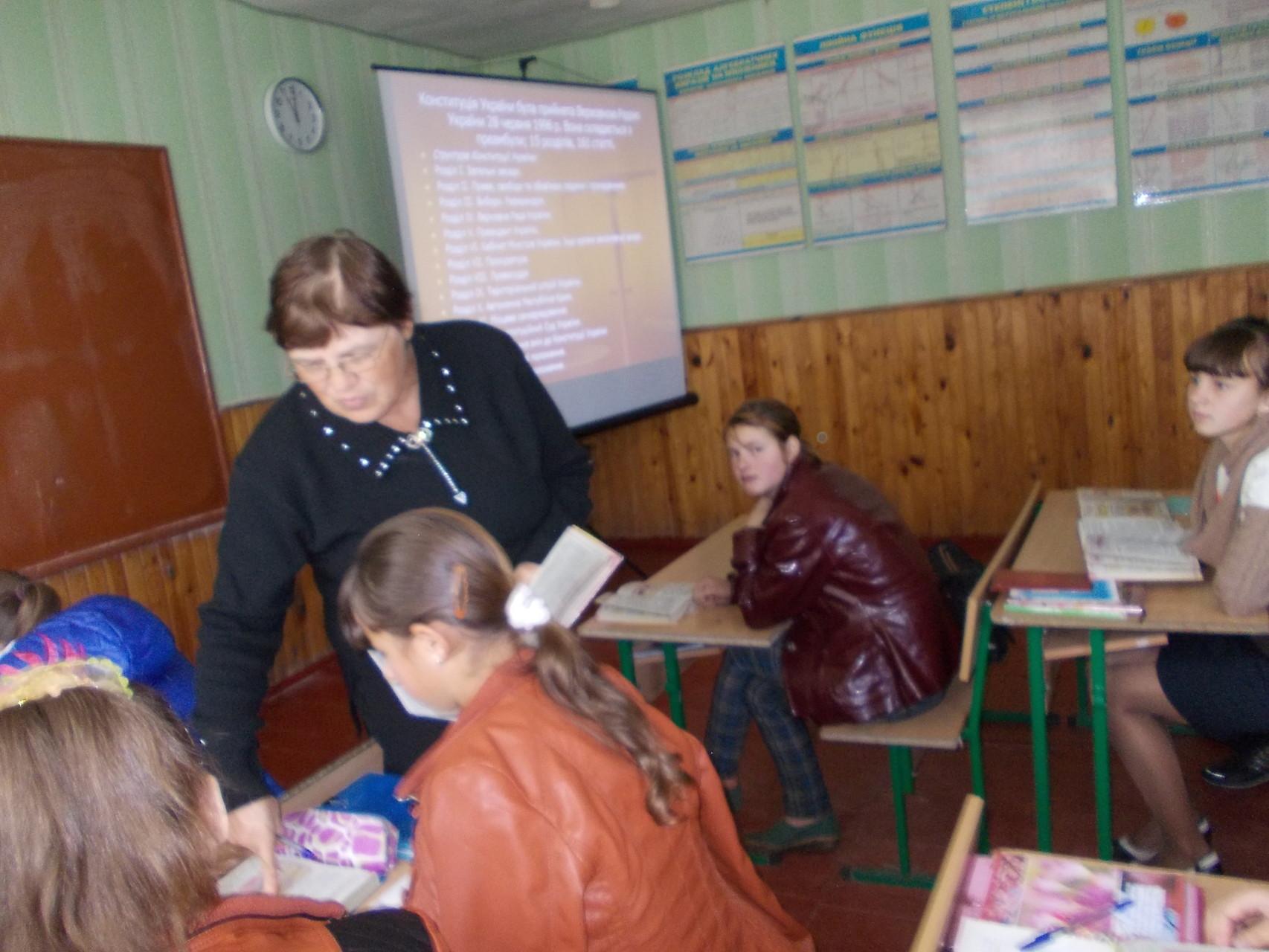 Правознавство, 9 клас, вчитель Пугач Марія Семенівна