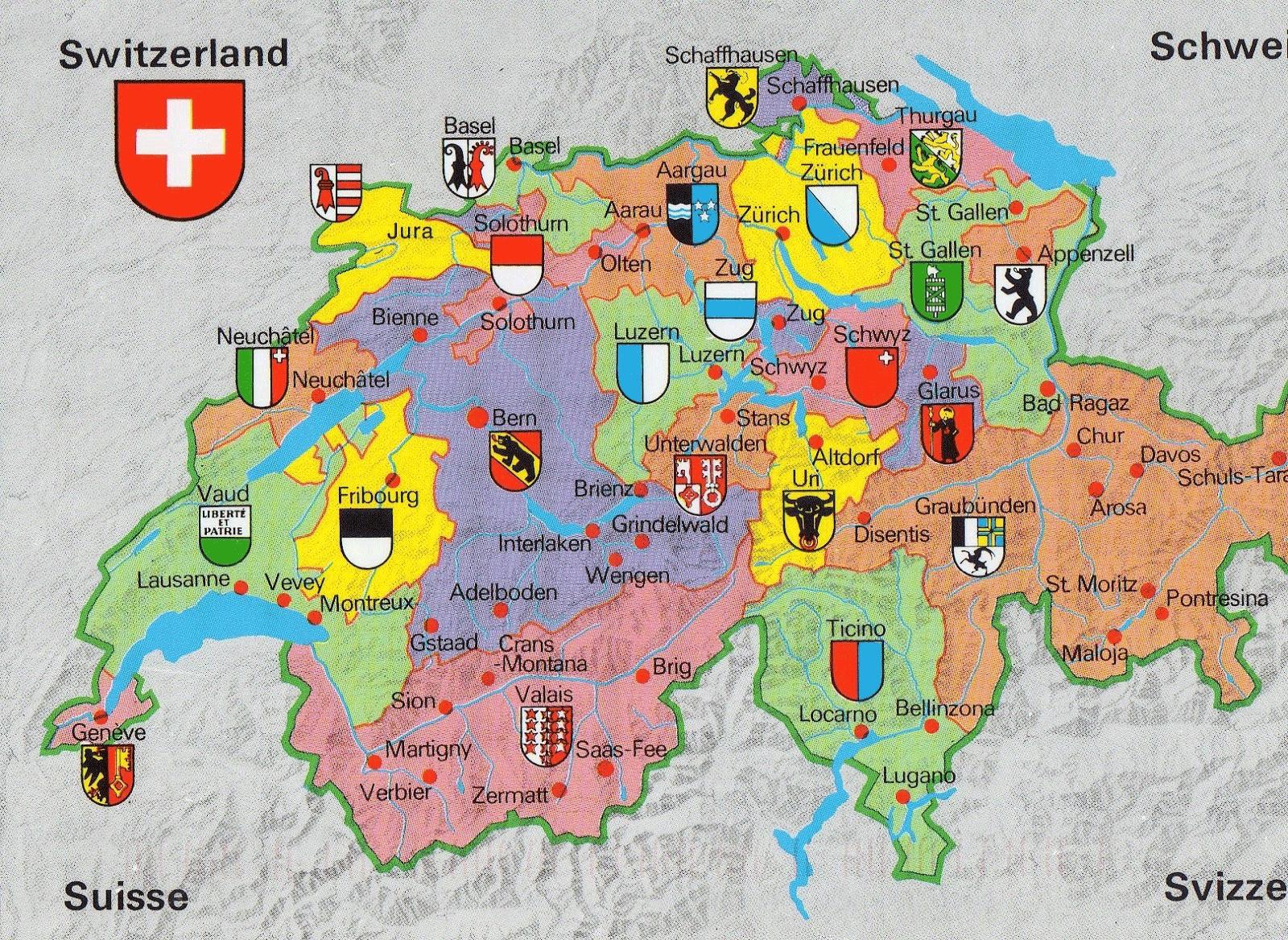 Швейцария: стать собственником и резидентом