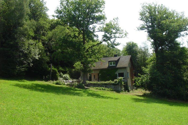 Urlaub in der Natur im Jagdhaus Falkenstein