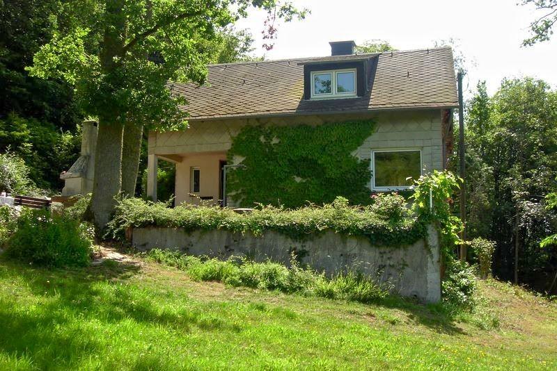 Blick vom Wiesental auf Jagdhaus Falkenstein