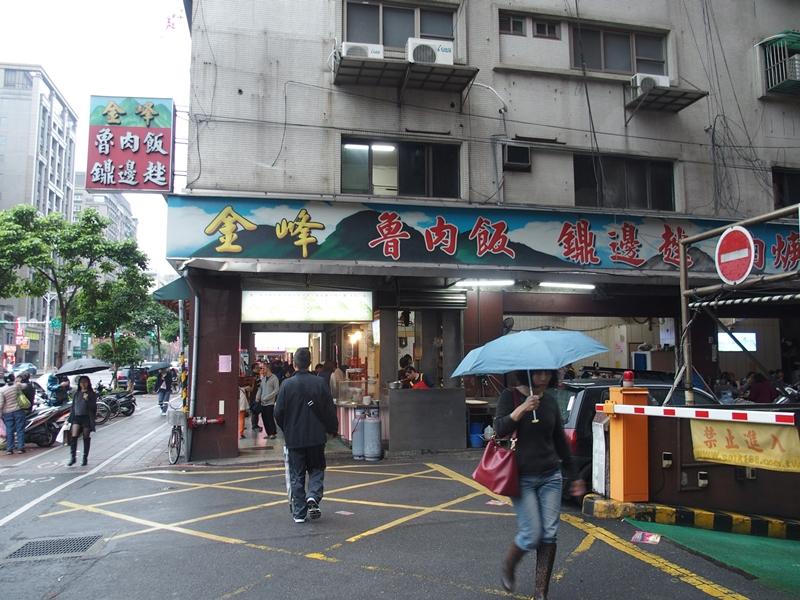 金峰魯肉飯(羅斯福路一段10號之2)