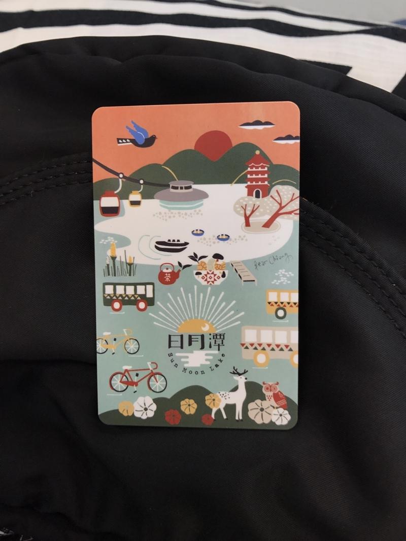 悠遊カードを100元で購入 500元チャージ