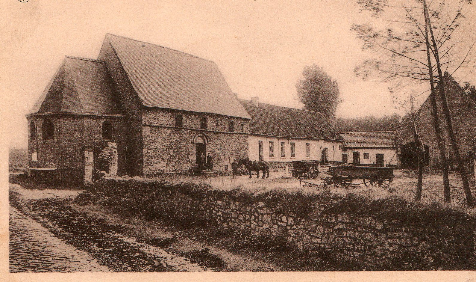 Chapelle de la Ladrerie - Collection privée
