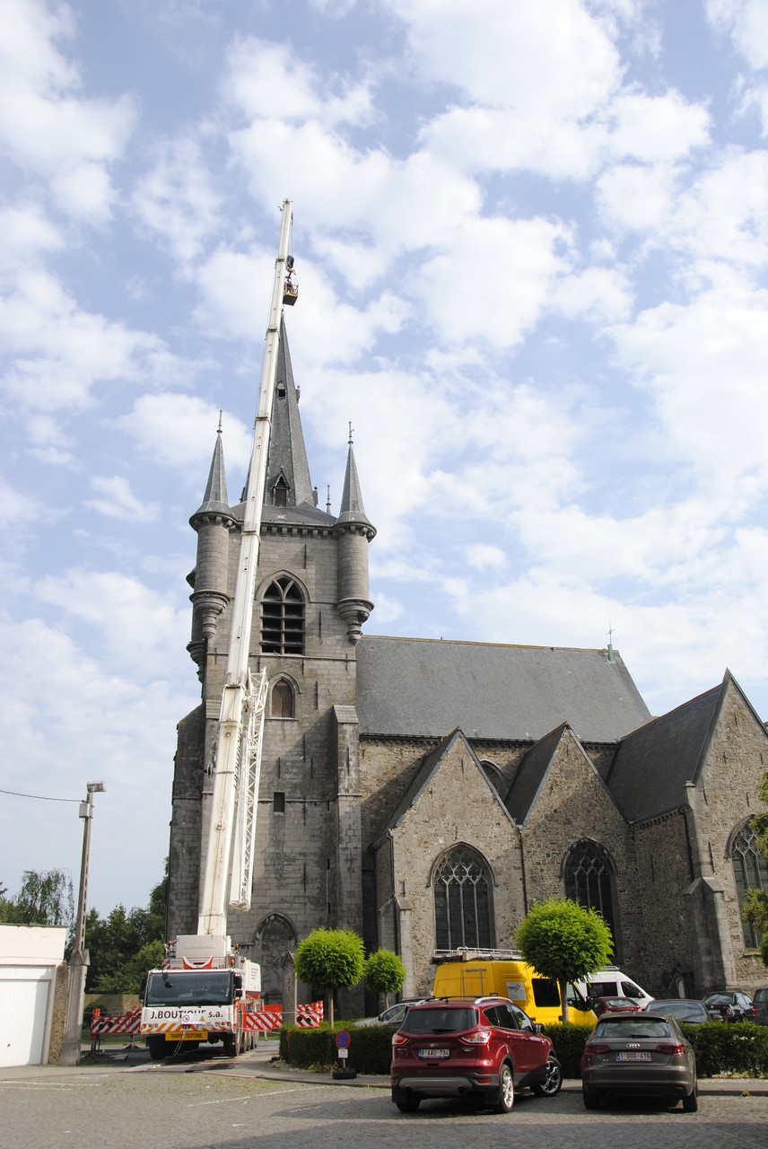 Photo Emilie Nisolle - Eglise Saint-Martin