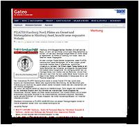 Grafik: Preview Pressemitteilung auf GATEO für Limbacher Dach GmbH Dackdeckermeisterbetrieb aud Frankfurt a. M.