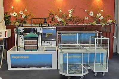 Kombination Ozon biologie und Ozonreaktor sowie Redoxsteuerung