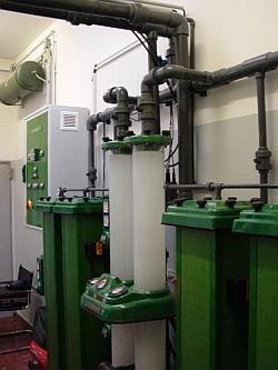 Ozon Wasseraufbereitung für Abwasser