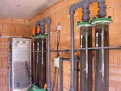 Abwasser in Entsorgungsbetrieben aufbereiten
