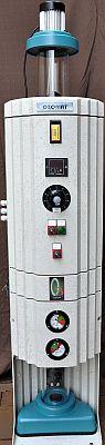 Ozonanlage für kleine Hotelbäder mit Turbomischer