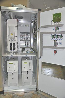 Ozonschrank mit Sauerstoff Generatoren