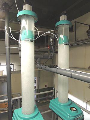 Ozon Mischer, Ozon Reaktoren, Statik Mischer