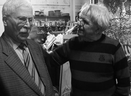 Ammar Allalouche et Mustapha Adane