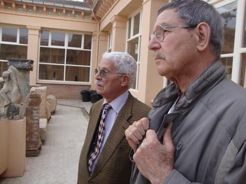 Ammar Allalouche et Salah Hioun