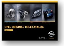 OPEL Originalteile Katalog 2013/2014 , beim OPEL FWLZ Hiro in Leer Oldenburg Aurich Wittmund Emden