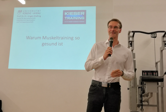 Prof. Dr. Dr. Gießing © rheinmainbild.de/Klaus Leitzbach