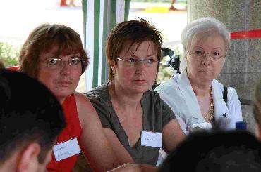 Pressekonferenz an der Alten Oper © dokubild.de 2008