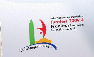 Internationales Deutsches Turnfest 2009 © dokubild.de 2008