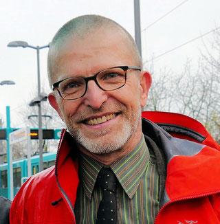 Stadtrat Stefan Majer © dokubild.de / Klaus Leitzbach