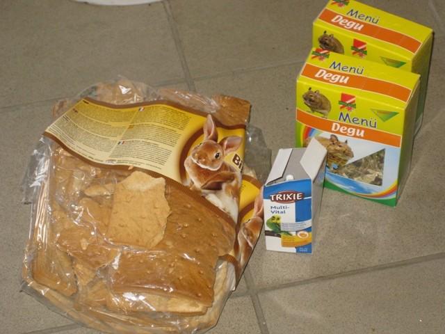 30. Mai 2012 vielen Dank für die tolle Futterspende für Projekt •Notfellstation Vogelsberg