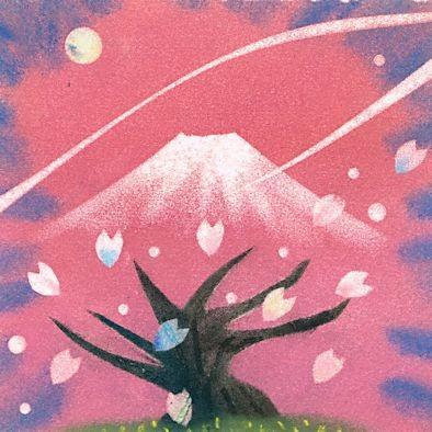 夜桜(60分~)