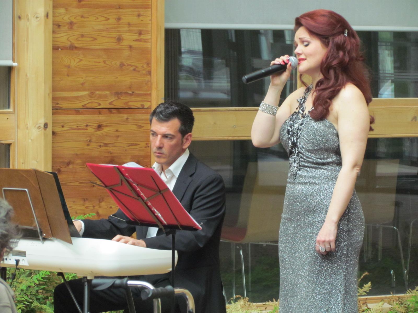 Cabaret vocal express - DR Les Voix du Prieuré