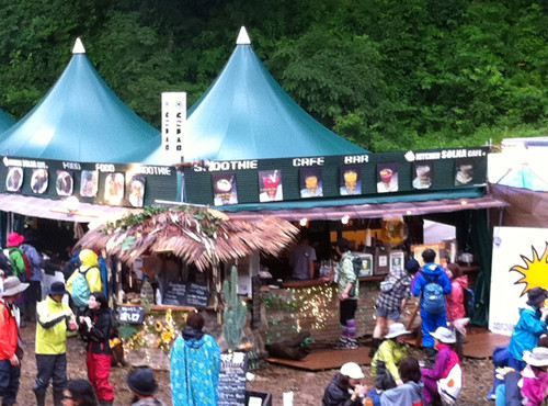 kitchen solna@fuji rock festival