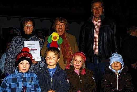 Felix-Wiederholung - Kindergarten Pusteblume Sulzheim - November 2012