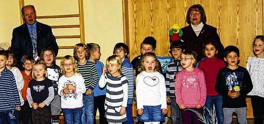 3.Wiederholung KiTa St.Anton Bergrheinfeld - Dezember 2012