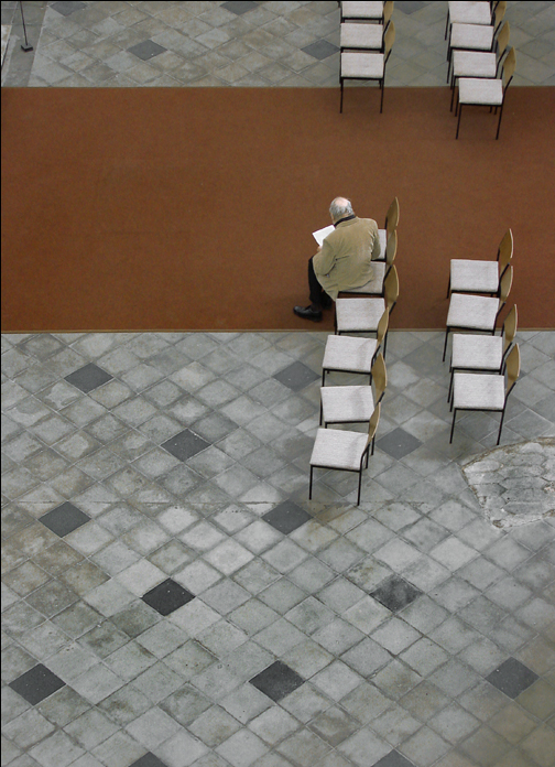 Sitzungsprotokoll zum Thema Stuhlgang