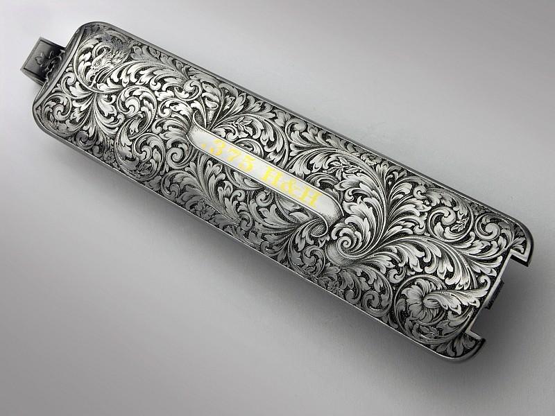 Magazindeckel für Mauser Repetierer