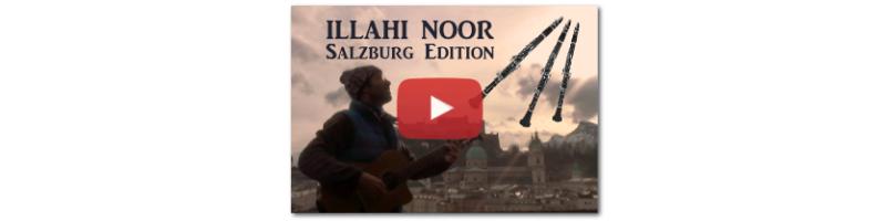 Entstehung eines Musikvideos: Illahi Noor - Salzburg Edition