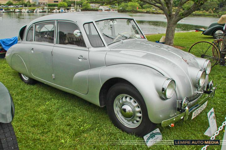 Tatra T87 Diplomat 1941