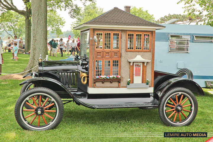 Ford Model T House Car 1920
