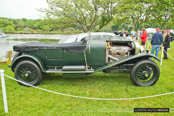 Bentley 4,5 L Tourer 1928