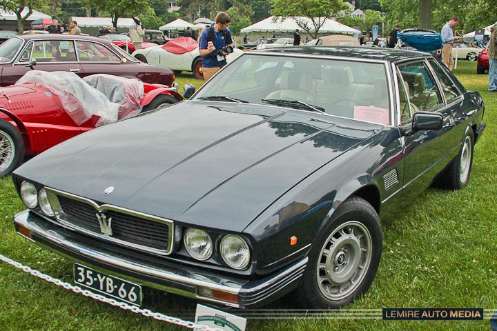 Maserati Kyalami 1977