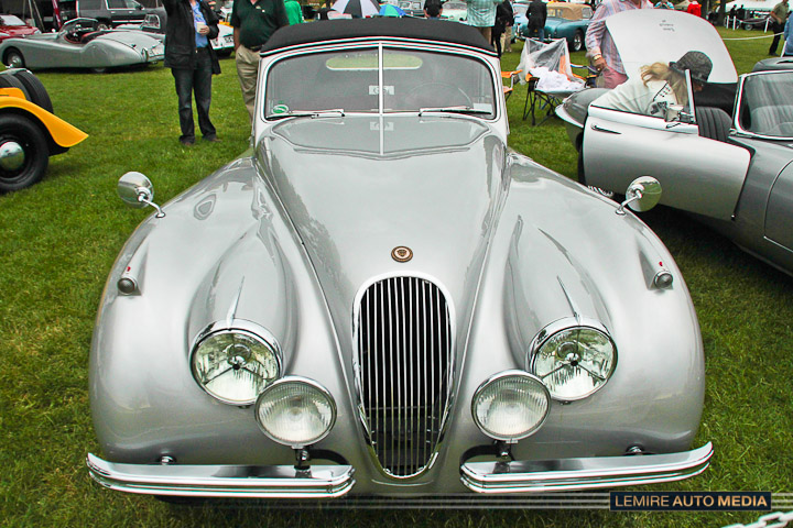 Jaguar XK-150 195