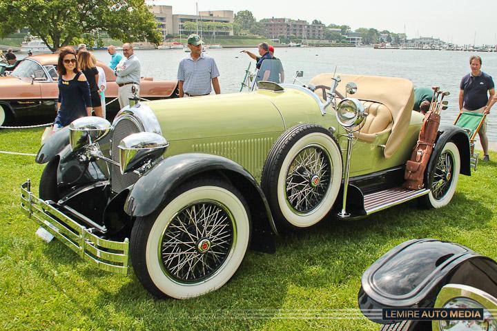 Kissel 8-75 Speedster 1907 1926