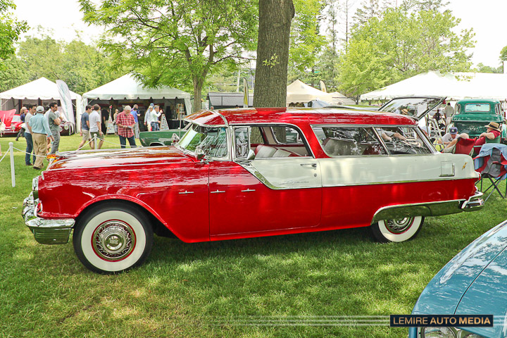 Pontiac Safari 1955