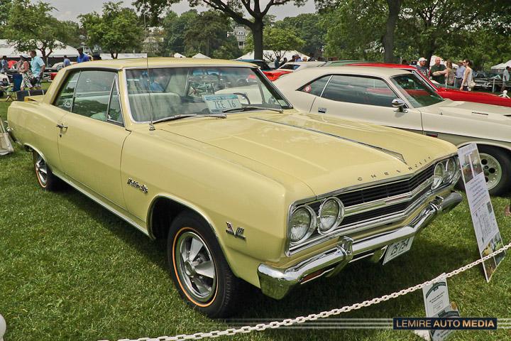 Chevrolet Malibu SS 396 Z16 1965