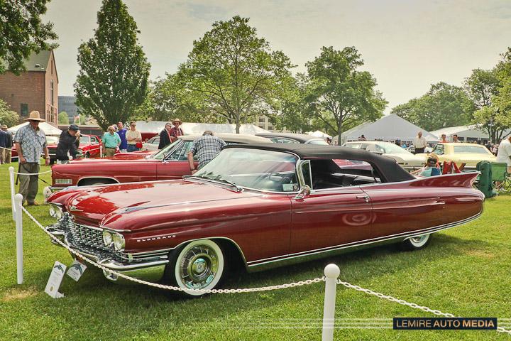 Cadillac Eldorado Biaritz 1960