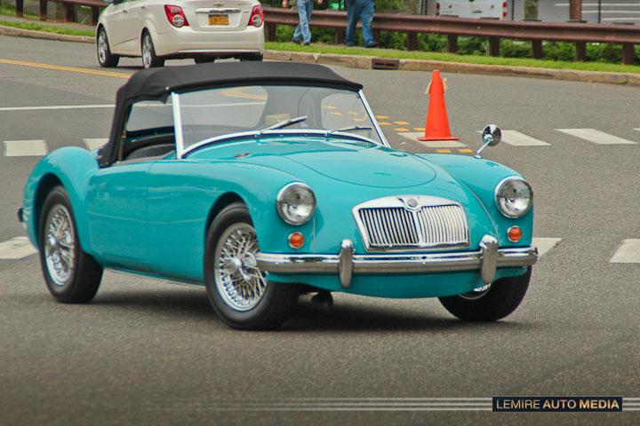 MGA Roadster 1959