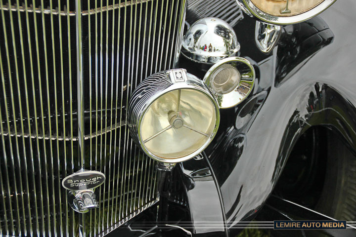 Brough Superior Drophead 1936