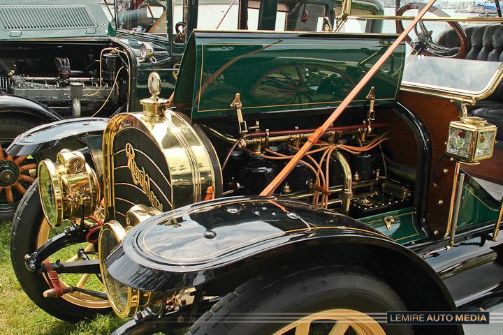 Rambler 55 Seven Passenger Touring 1910